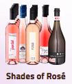Shades of Rosé - Sommerweine für warmes Wetter