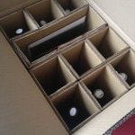 Das Genussreich-Weinpaket von Innen