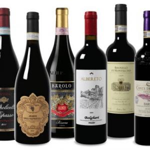 """Weinprobierpaket """"Italien"""" mit zwei Amarone Weinen"""