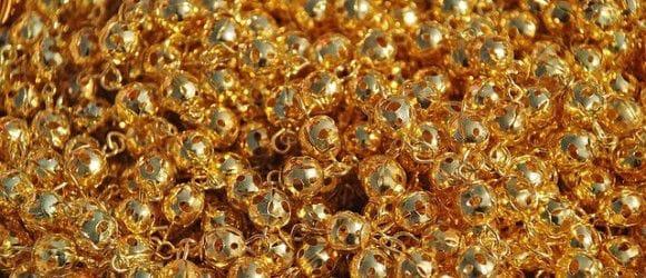 Gold ist teuer