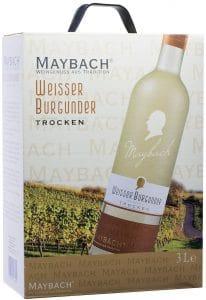 Ein Bag-in-Box Wein in der 3 Liter Ausführung