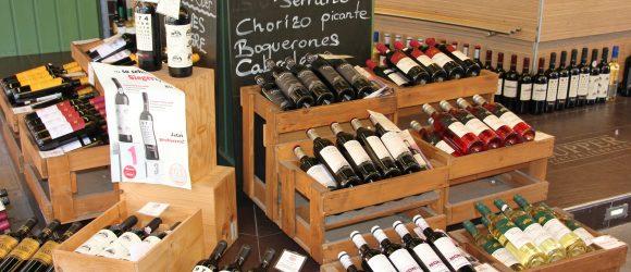Weinsorten im Weinberater