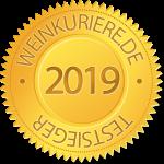 Siegel Weinversand Testsieger 2019