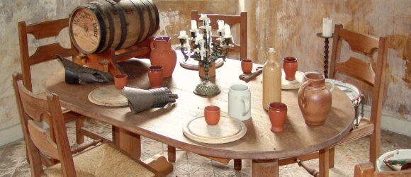 Tisch Mittelalter