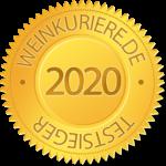 Siegel Wein Testsieger 2020