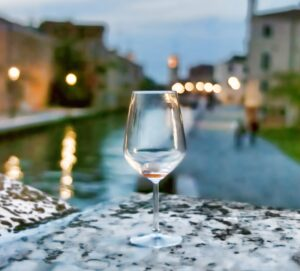 Weingenuss Italien